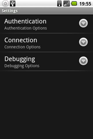 DavDrive Lite - screenshot