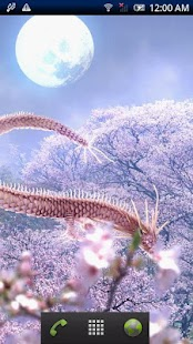 Sakura Dragon Moon Free- screenshot thumbnail