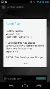 SoftKey Enabler - screenshot thumbnail