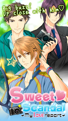 【Sweet Scandal】dating sims Screenshot