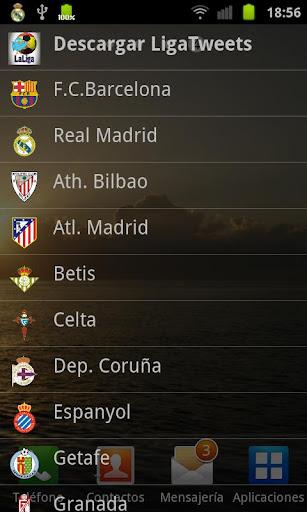 Widget La Liga 2014 15