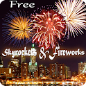 Skyrocket & Fireworks LWP icon
