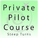 Private Pilot – Steep Turns logo