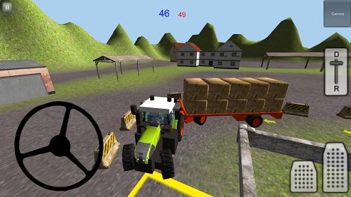 トラクターシミュレータ3D:ヘイ 2