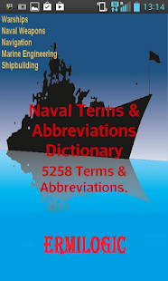 Naval Terms Dictionary- screenshot thumbnail