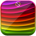 Rainbow Wave - Start Theme icon