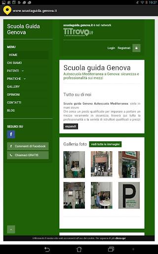 Scuola Guida Genova