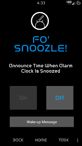 Fo' Snoozle