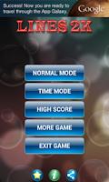 Screenshot of Lines 2K - Color Balls