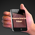Transparent Screen Wallpaper icon