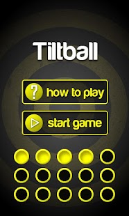 Tiltball- screenshot thumbnail