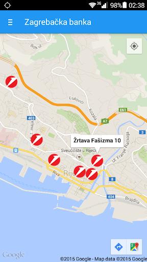 Find My ATM - Rijeka