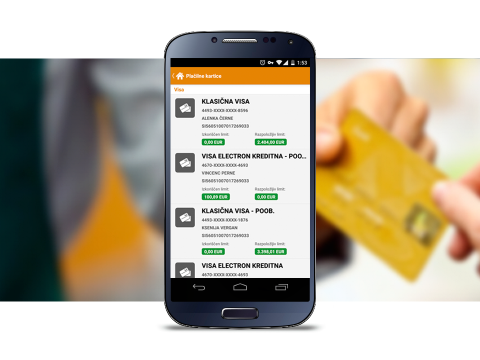 Mobile bank Abamobi- screenshot