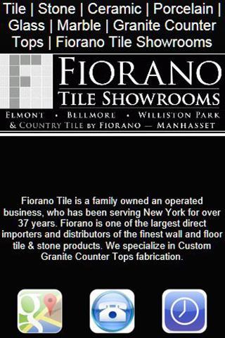 Fiorano Tile Showrooms