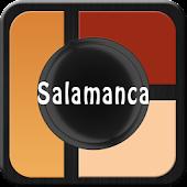 Salamanca Offline Map Guide
