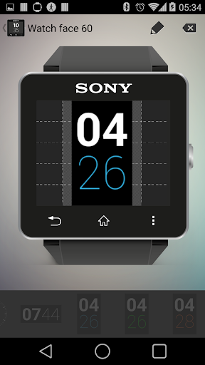 Colorful for SmartWatch 2