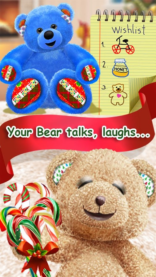 Build A Teddy Bear Send A Hug- screenshot