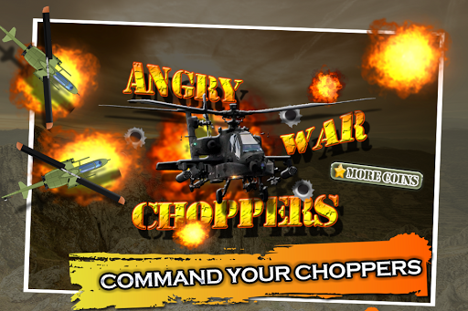 Angry War Choppers