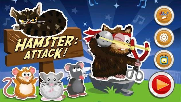 Hamster: Attack! APK screenshot thumbnail 1