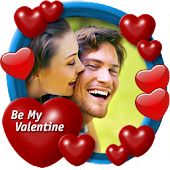 Valentine Day Photo Frames