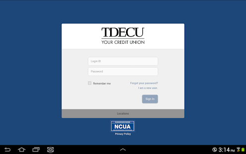 TDECU- screenshot thumbnail