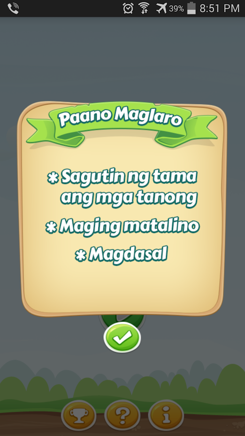 tagalog trivia The latest tweets from trivia crack (@triviacrack) have fun challenging your  friends and enemies alike in the most downloaded trivia/quiz game in the world.