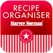 Harvey Norman Recipe Organiser