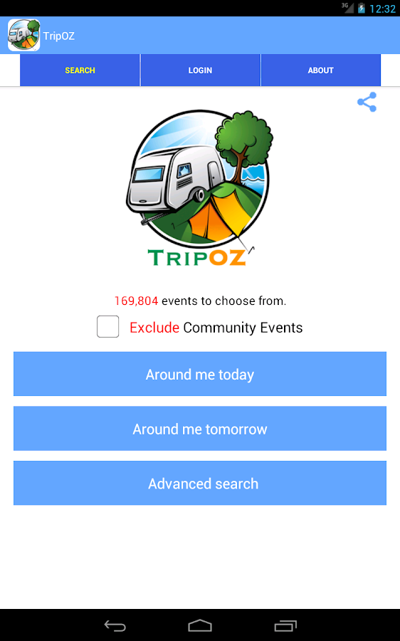 TripOZ - screenshot