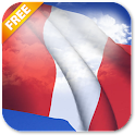 3D Peru Flag Live Wallpaper icon