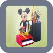 How To Draw MickeyMouse