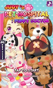 Judy's Pet Hospital:Puppy