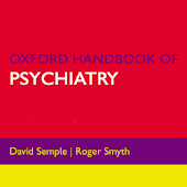 Oxford Handbook Psychiatry, 3e