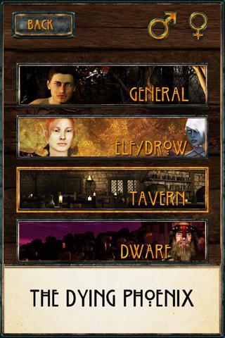 iRPG Fantasy - screenshot