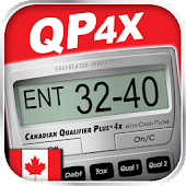 Canadian QP4x Loan Calculator