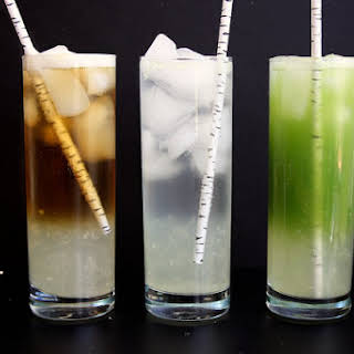 Lime Cordial, Three Ways.
