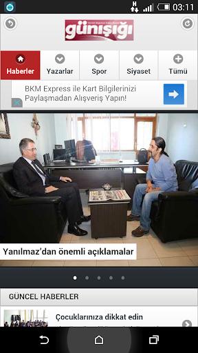 Elazığ Günışığı Gazetesi