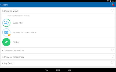 busuu: Fast Language Learning Screenshot 24