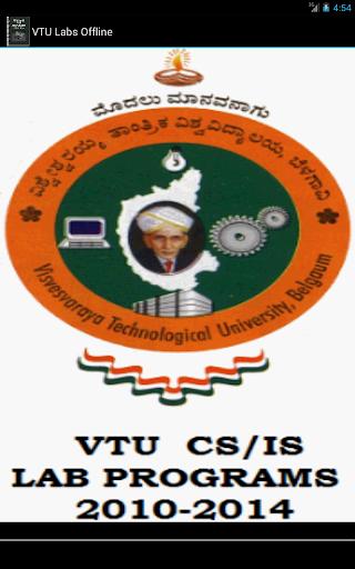 VTU Labs Offline