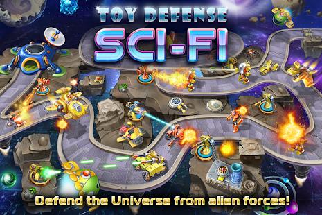Toy Defense 4: Sci-Fi - screenshot thumbnail