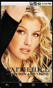 Faith Hill Pictures and Video - screenshot thumbnail