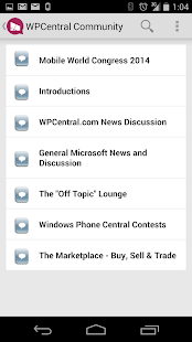 WPCentral Forums - screenshot thumbnail