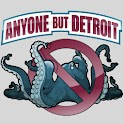 Anyone But Detroit logo