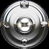 GO Locker Theme Silver Deluxe