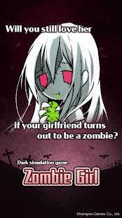 ZombieGirl-Zombie growing game- screenshot thumbnail