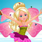 Thumbelina Girl Dress Up