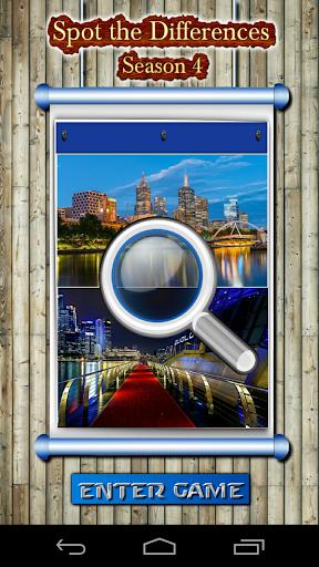 玩免費解謎APP|下載検索の違い - シーズン4 app不用錢|硬是要APP