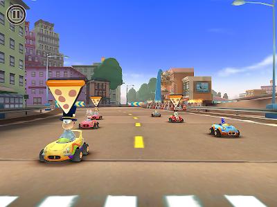 Garfield Kart Fast & Furry v1.032