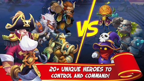 Castle Clash: Age of Legends Screenshot 21