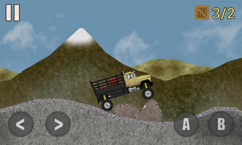 Truck Delivery - screenshot