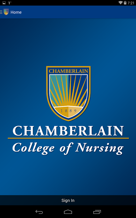 chamberlain college of nursing meaningful use The authors dee mcgonigle, phd, rn chamberlain college of nursing meaningful use • data mining • patient engagement.